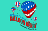 41st Annual Great Pershing Balloon Derby